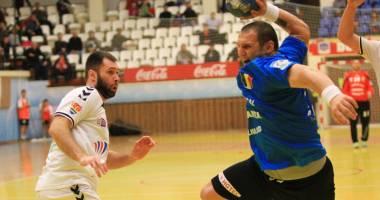 Handbal masculin: HCM Constanța, victorie cu Poli Timișoara
