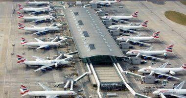 ATACUL DRONELOR, episodul 2, la Londra. Zborurile au fost suspendate o oră pe Heathrow