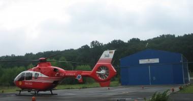 Elicopterele armatei vor sprijini activitatea Spitalului Judeţean