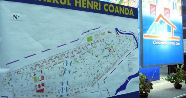 """Alte şapte blocuri din Campusul Social """"Henri Coandă"""" au fost inaugurate"""