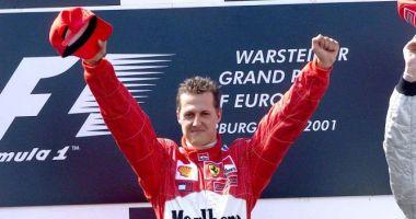 Veste IMPORTANTĂ despre Schumacher! A URMĂRIT prima EMISIUNE la TV
