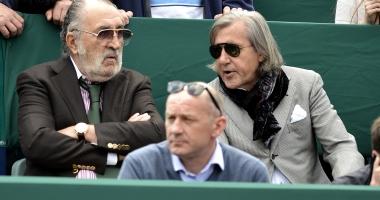 Ion Ţiriac suspendă acordarea trofeului de la Madrid
