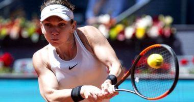 Simona Halep a învins-o pe Osaka şi este în optimi la Roma