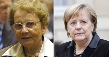 A murit mama Angelei Merkel