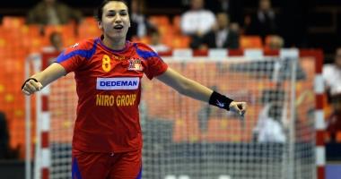 România, în optimile Campionatului Mondial de handbal feminin