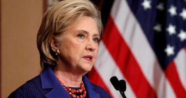 Hillary Clinton anunţă că nu va candida la preşedinţia SUA în 2020