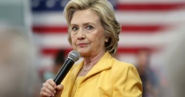 Hillary Clinton şi-a spionat propriii angajaţi  din campania electorală