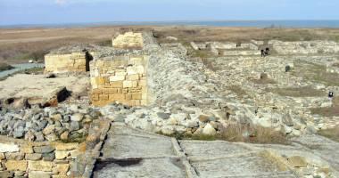 Misterele cetăţii Histria. Ce descoperiri au făcut arheologii
