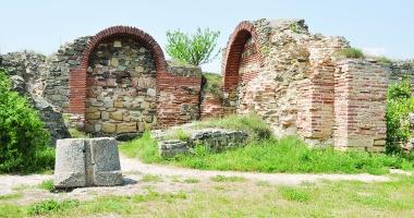 Obiectivele turistice ale litoralului. Cetatea Histria