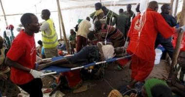 A izbucnit focarul de holeră! Sunt deja 70 de victime!