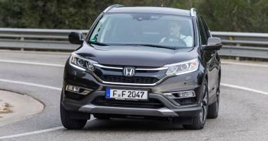 Noul CR-V, Honda mizează pe putere şi siguranţă