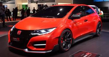 Honda lansează  în România noile modele Type R, HR-V şi Jazz