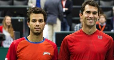 TENIS / Tecău şi Rojer, în sferturile probei de dublu de la 's-Hertogenbosch (ATP)