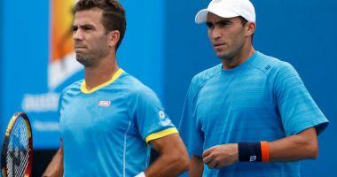 Horia Tecău s-a oprit în semifinalele turneului de la Cincinnati