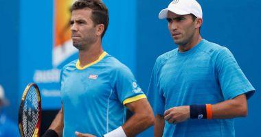 Horia Tecău şi  Jean-Julien Rojer,  învinşi în finala  turneului de la Paris
