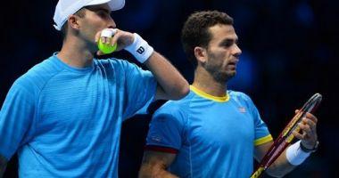 Tenis / Horia Tecău și Jean-Julien Rojer, în sferturile competiției ATP de la Basel