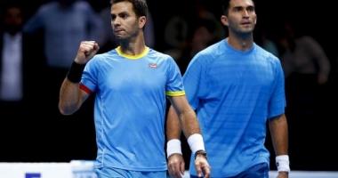 Horia Tecău și Jean-Julien Rojer și-au asigurat prezența la Turneul Campionilor