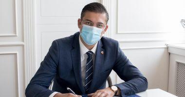 Horia Țuțuianu a semnat contractul privind reabilitarea Muzeului de Istorie
