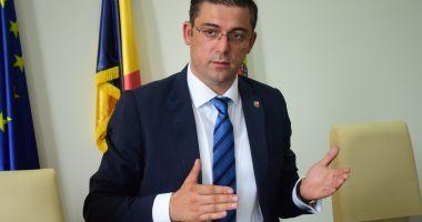 Președintele CJC, Marius Horia Ţuţuianu, şi-a prezentat realizările din actualul mandat