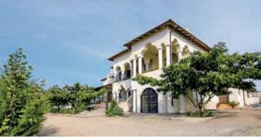 Hramul mănăstirii din Capidava