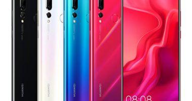 Huawei Nova 4, primul telefon cu cameră foto de 48 megapixeli