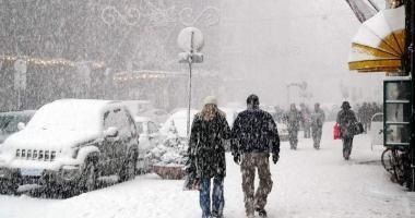 VISCOL ŞI NINSORI LA CONSTANŢA! Meteorologii au emis o INFORMARE DE VREME REA