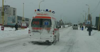 Cod portocaliu de ninsori la Constanţa. RAJA activează Comandamentul pentru Situaţii de Urgenţă