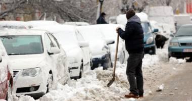 VINE IARNA LA CONSTANŢA / Temperaturi cu minus, lapoviţă şi ninsoare