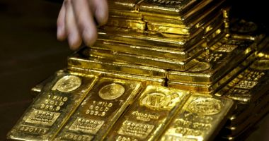 Iată cât aur deține BNR