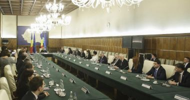 Iată ce acte normative discută, astăzi, Guvernul României
