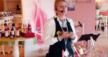 Vinurile din Dobrogea, prezentate cu talent la Hotel ibis