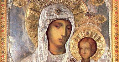 "Credincioșii se pot închina la Sfânta Icoană ""Prodromița"" de la Muntele Athos"