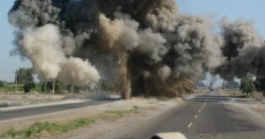 Bilanţ sinistru în urma unui atentat. Cel puţin 37 de morţi la o bază militară