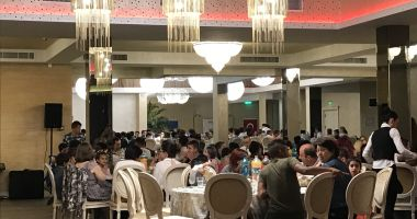 Iftar pentru copiii din centrele de ocrotire socială
