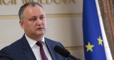Dodon vrea ca R.Moldova să devină republică prezidenţială