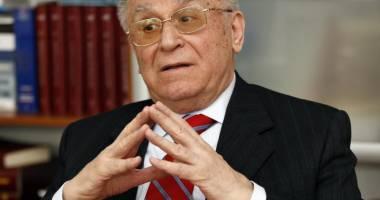 Ion Iliescu: Îl susțin pe Dragnea la șefia interimară a PSD datorită calităților sale organizatorice