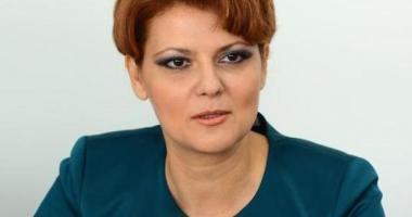 """Olguţa Vasilescu: """"Este exclus să acordăm al 13-lea salariu, nu se va acorda a 13-a pensie"""""""