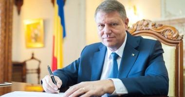 Iohannis: Dorim o Uniune Europeană unită și puternică