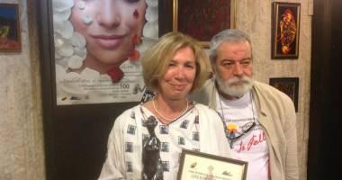 Victoria Cociaş, cea mai bună actriţă la Festivalul Internaţional de Film LOVE IS FOLLY