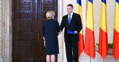 Ședință solemnă în Parlament. Iohannis și Dăncilă participă la eveniment