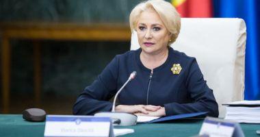 Viorica Dăncilă anunţă astăzi cine sunt miniştrii interimari la Dezvoltare şi Transporturi