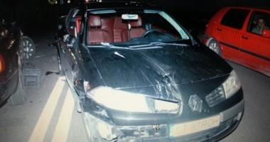 Accident rutier �n Murfatlar