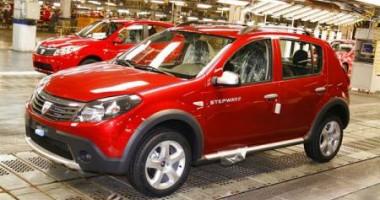 Renault pregătește o versiune sportivă a modelului Dacia Sandero