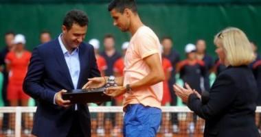 Hănescu s-a retras din echipa de Cupa Davis a României