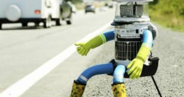Robotul care și-a propus să vadă dacă poate avea ÎNCREDERE în oameni