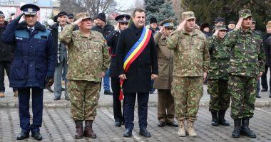 Unirea Principatelor Române, sărbătorită în municipiul Medgidia