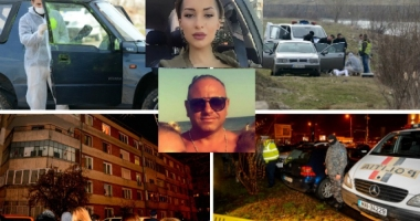 DETALII noi din ancheta ASASINATULUI! Cine l-a ascuns trei zile pe Adrian Hladii. Ce planuri avea criminalul, după ce a împuşcat-o pe tânără