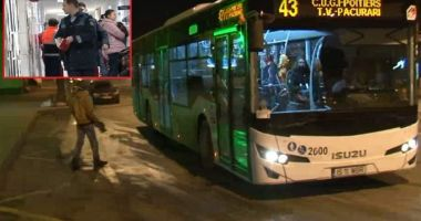 Copilul înjunghiat în inimă pentru că scuipa seminţe în autobuz, operat de urgenţă