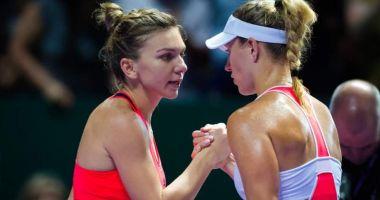 Tenis / Roland Garros: Simona Halep - Angelique Kerber, în sferturi