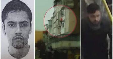 Bărbatul acuzat că și-a aruncat tatăl de la etajul 3 a fost prins
